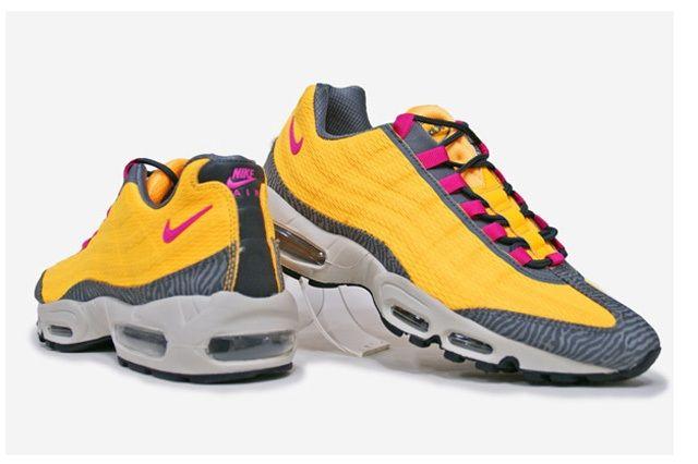 Nike Air Max 95 Prm Tape Laserorange Pinkflash 2