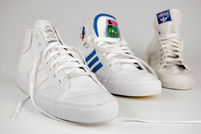 Adidas Skateboarding Introduces The Matchcourt3