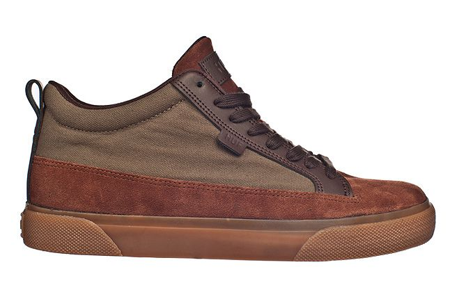 Huf Fall 2012 Footwear Clarence Military Brn 1