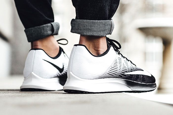 Nike Air Zoom Elite 9 Black White 2