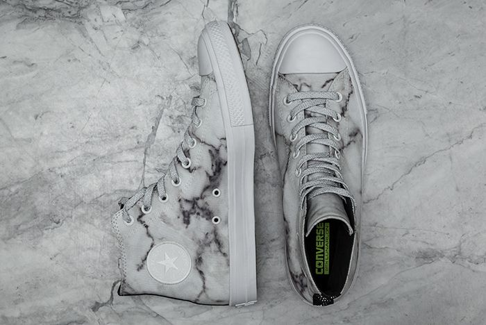 Converse First String Chuck Taylor All Star Ii Marble Pack8