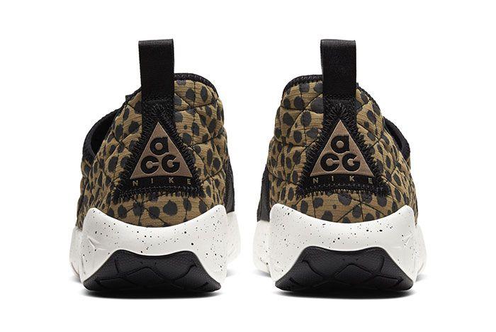 Nike Acg Moc 3 Union Cheetah Heel