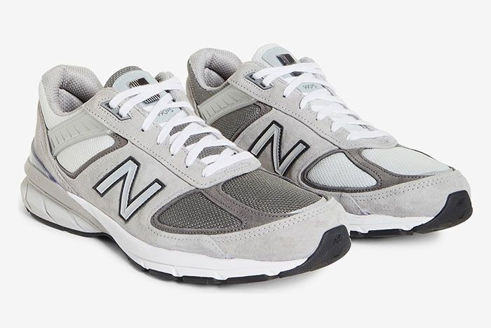 Beams New Balance 990V5 Front Angle