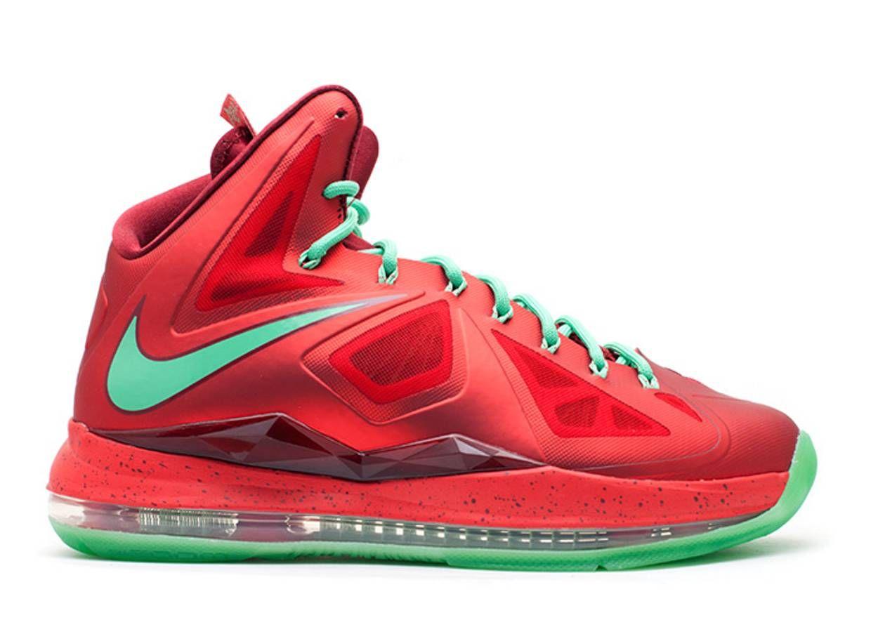 Nike LeBron 10 'Christmas' (2012)