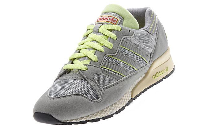 Adidas Originals Zx 710 Green Grey