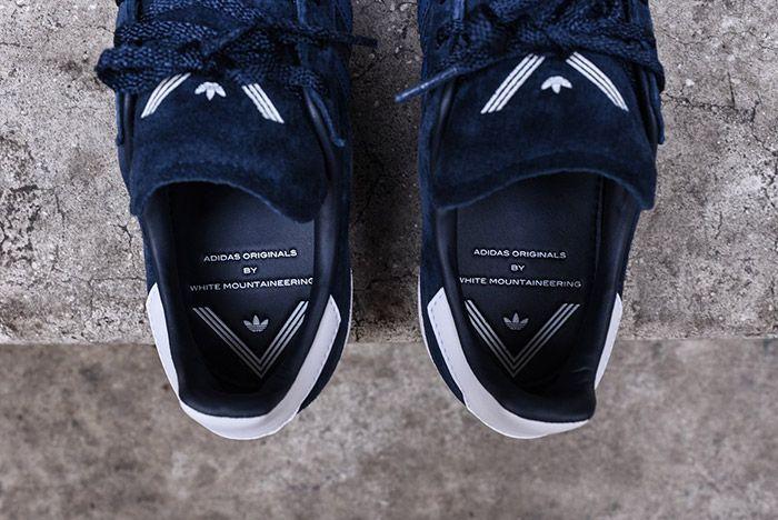 Adidas White Mountaineering Campus 80 Blue 2