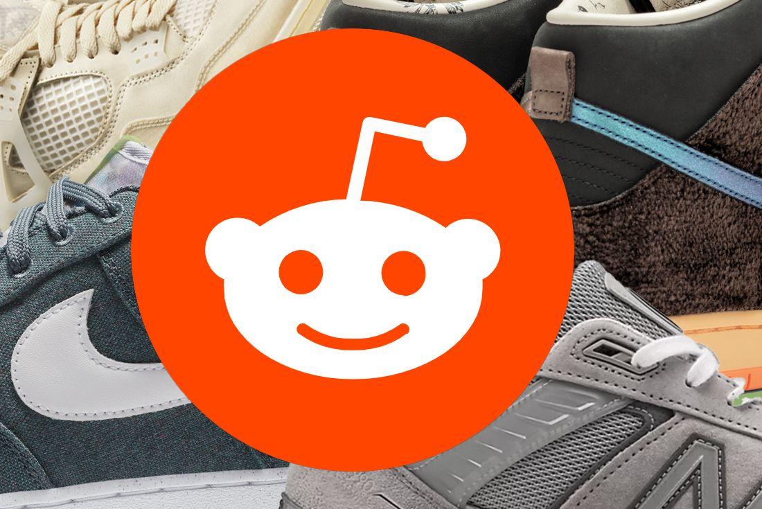 Sneaker subreddits