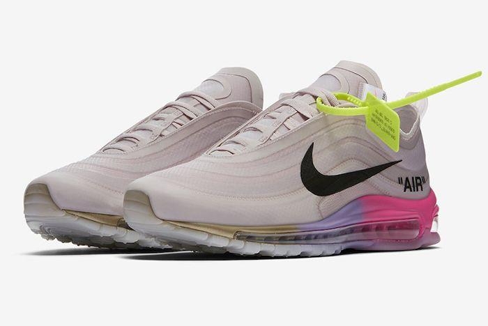 Off White Nike Air Max 97 Serena Queen 5