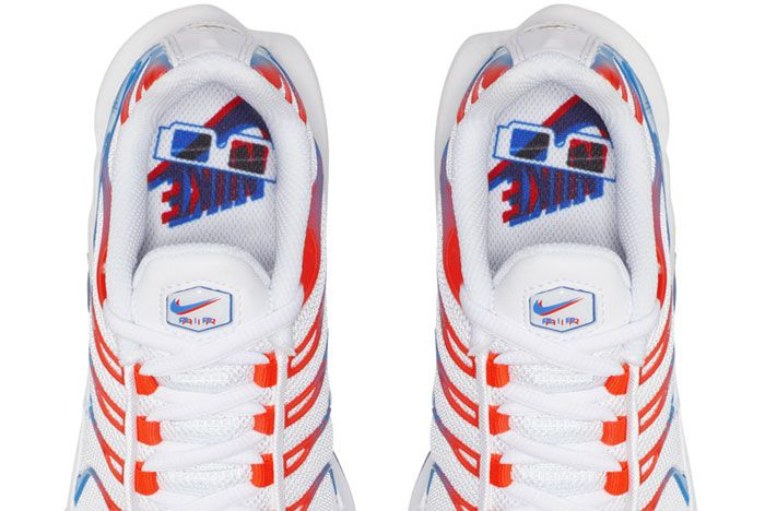 Nike Air Max Plus Gs 3 D Top Insole