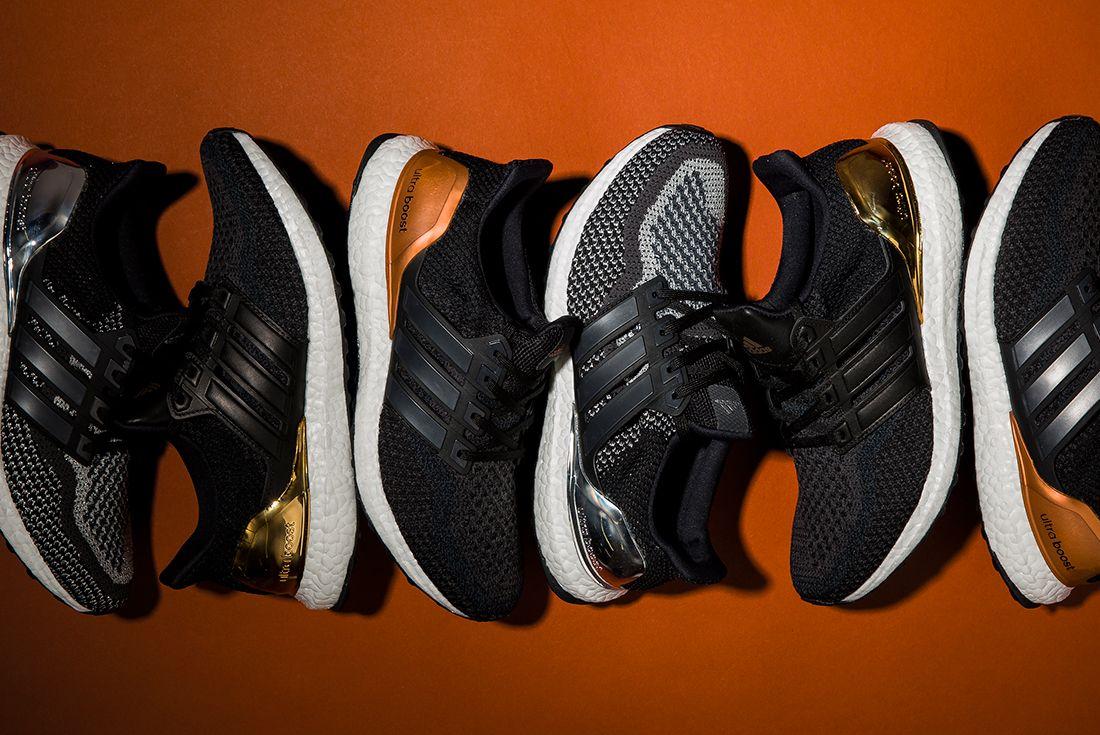 Adidas Ultra Boost Metallic Pack30