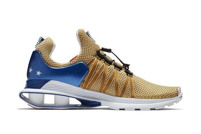Nike Shox Gravity Usa 5