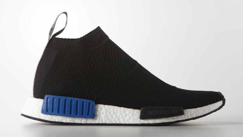 Adidas Chukka Boost Black Primeknit
