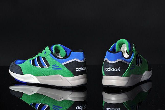 Adidas Tech Super Bluebird Real Green 4 11