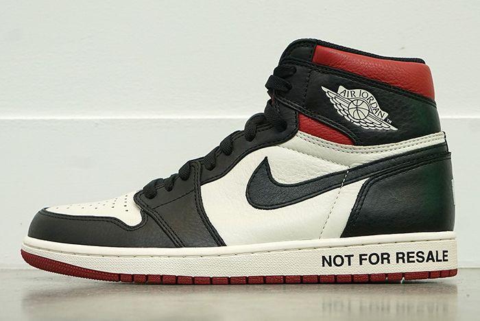 Air Jordan 1 Not For Resale Pack 3