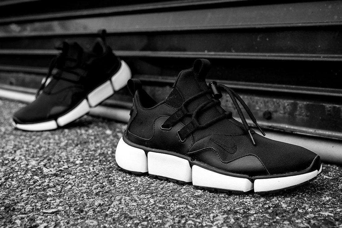 Nike Pocket Knife Dm Black White2