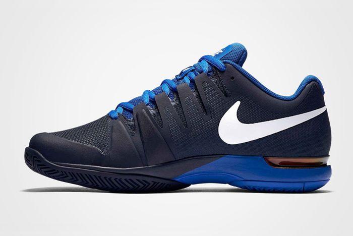 Nikecourt Zoom Vapor 9 5 Tour Obsidianhyper Cobalt