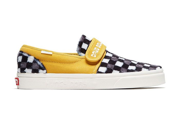 David Bowie Vans Collaboration Capsule Collection Slip Right