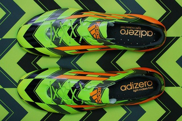 Adidas Adizero Crazylight F50 2
