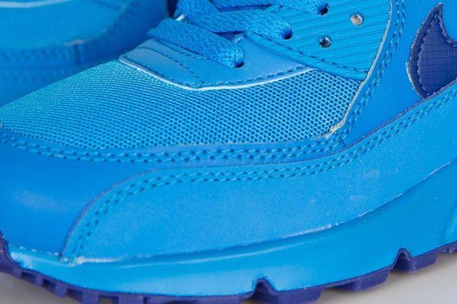 Nike Air Max 90 Gs Photo Blue 5