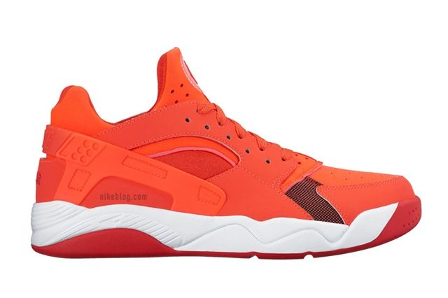 Nike Air Flight Huarache Orange 1