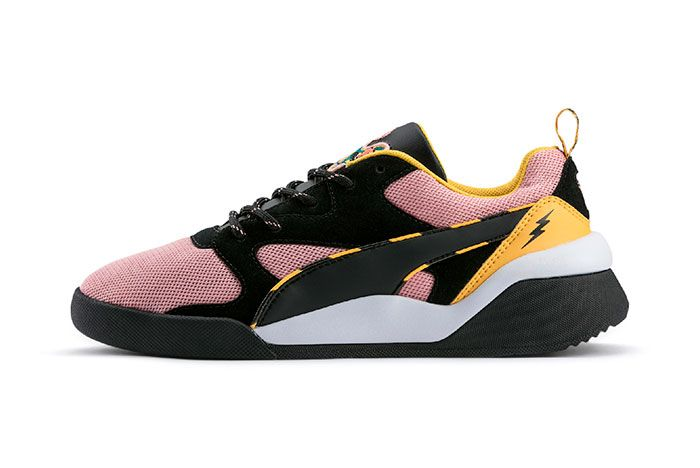 Puma X Sue Tsai Love 101Cali Aeon Nova Basket Side3
