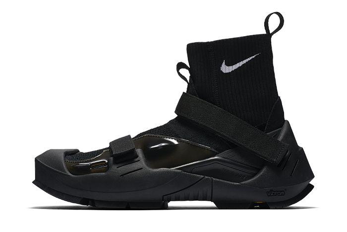 Matthew M Williams Nike Free Tr 3 Sp Black Aq9201 001 Release Date Lateral