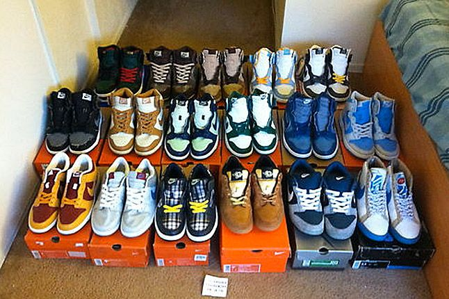 Nike Sb Dunk Collection 1