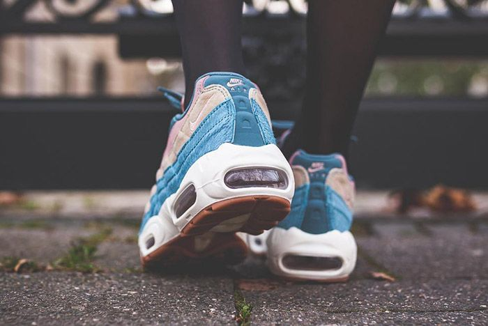 Nike Airmax 95 Smokey Blue1