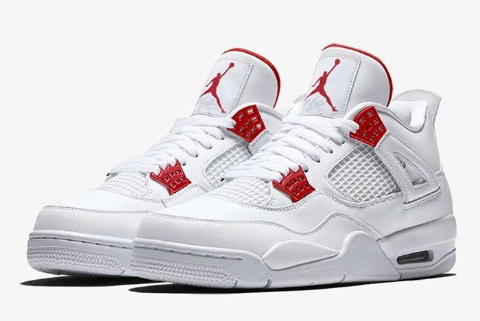 Air Jordan 4 Red Metallic Release Date