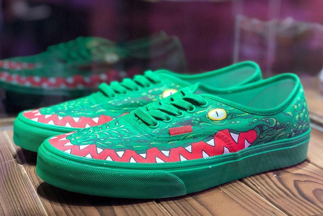 Vans Alligator 2