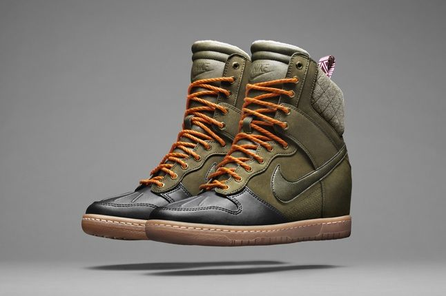 Nike Snearboots 2013 Wmns Sneakerboot 2