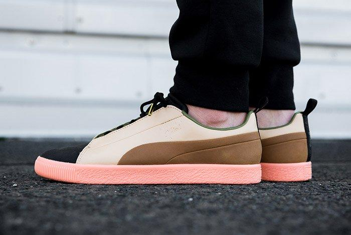 Naturel Puma Clyde Fshn Glow In The Dark 1