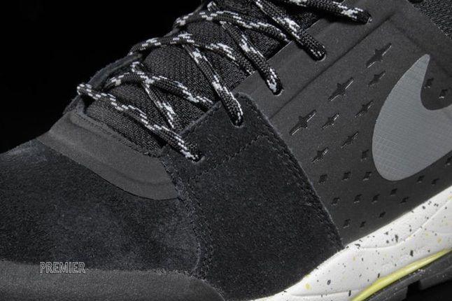 Nike Air Alder Low Black Sail 2