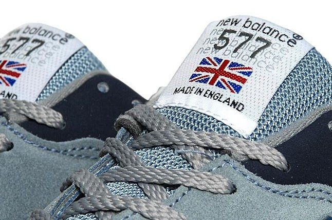 New Balance 577 Blue Made In England 1