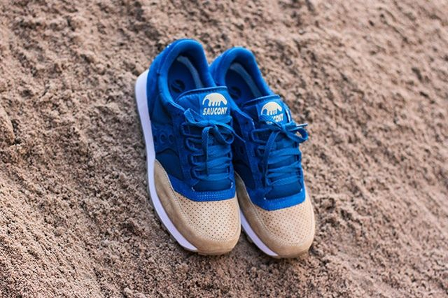 Anteater Saucony Jazz Original Sea And Sand Bump 2