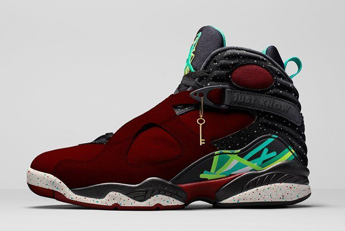 A Dj Khaled Air Jordan 8
