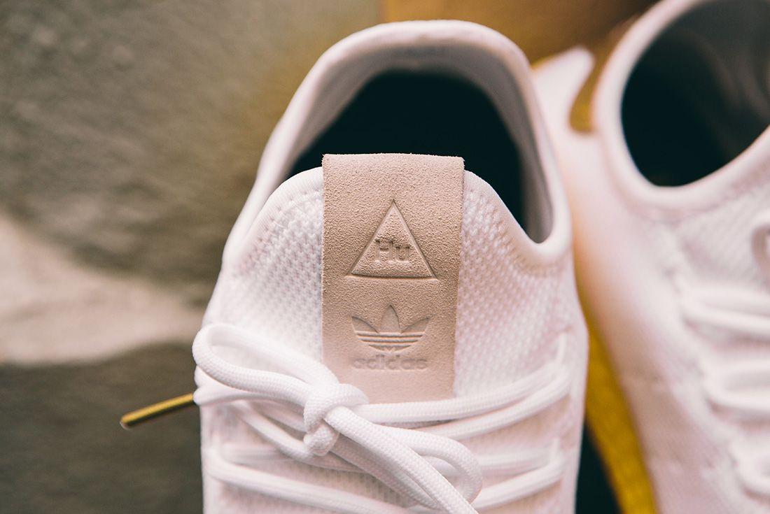 Pharrell Williams X Adidas Tennis Hu Gold4 1