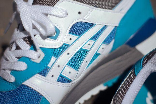 Asics Gel Lyte Iii Blue White Midfoot Detail 1