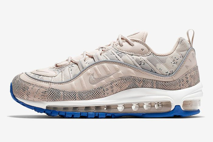 Nike Air Max 98 Snakeskin Camo Ci2672 100 3 Side