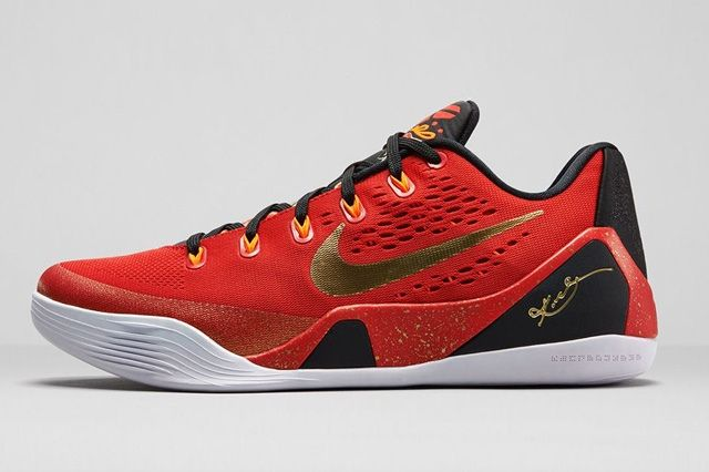 Nike Kobe 9 Chinabumper Bump 5