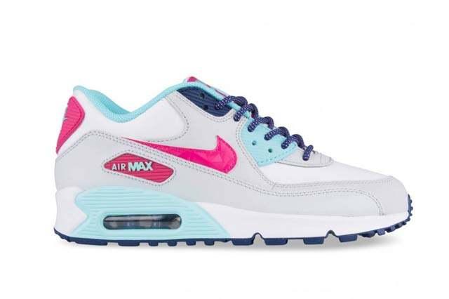 Nike Air Max 90 Gs Vivid Pink