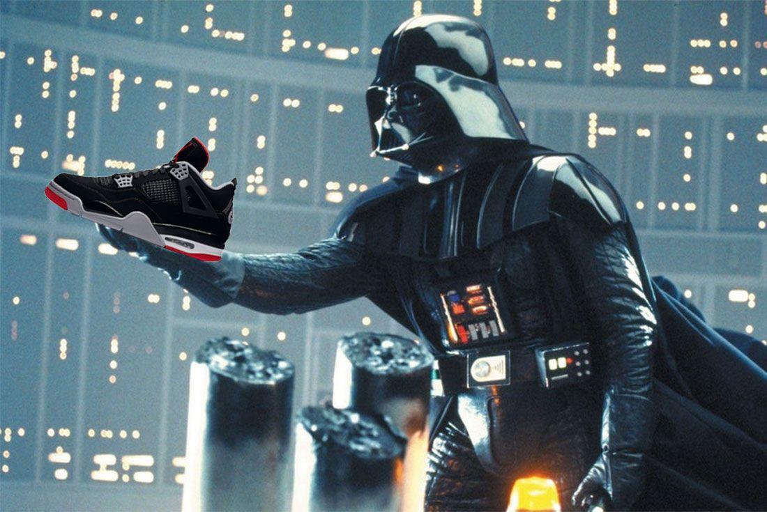 Darth Vader Bred 4
