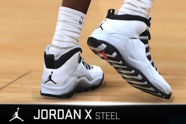 Nba 2 K15 Air Jordan Retros 2