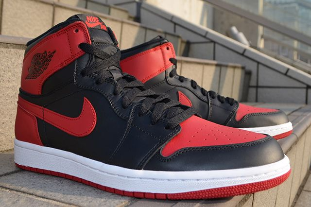 Air Jordan 1 High Og Bred 2