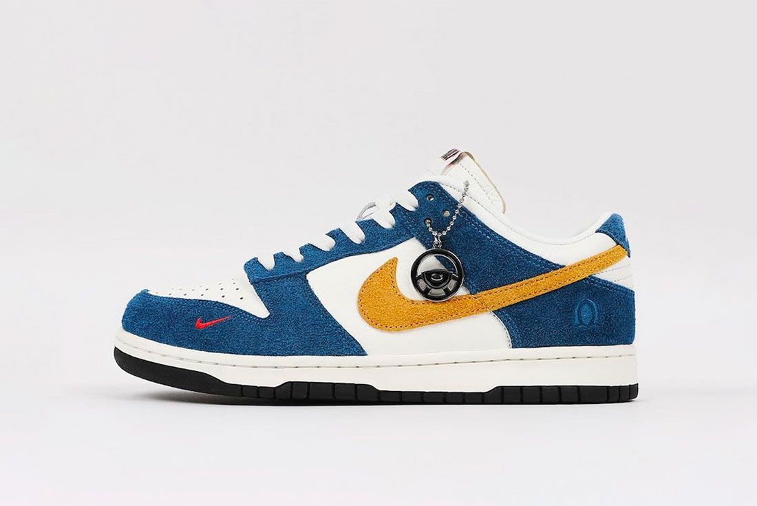Nike Dunk Low Kasina Blue