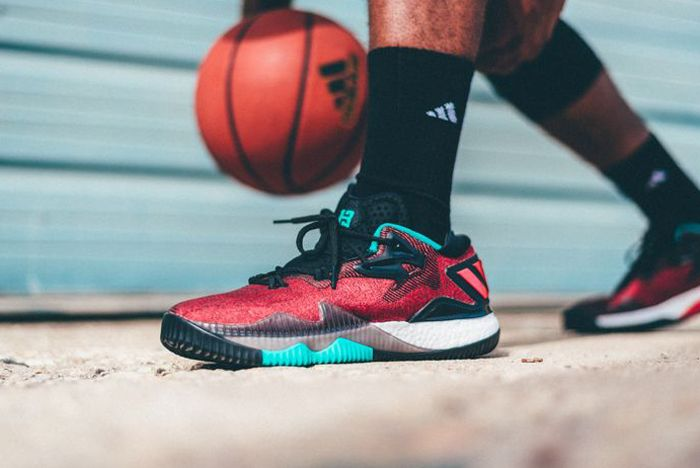 Adidas Crazylight Ghost Pepper8
