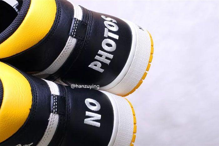 Air Jordan 1 Nrg No Ls Varsity Maize 861428 107 Release Date 9 Sneaker Freaker