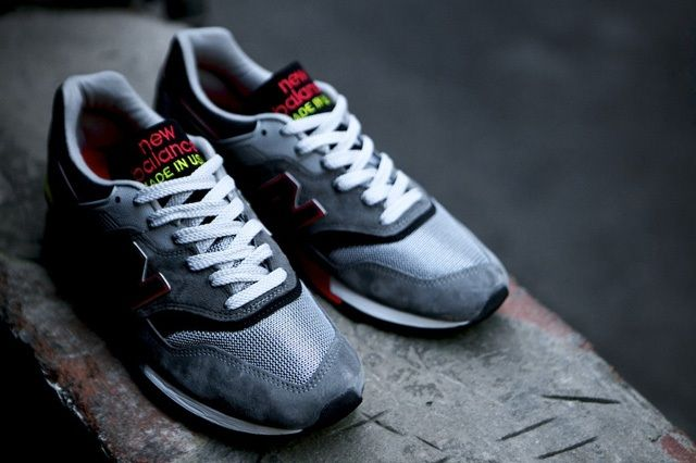 New Balance 997 Made Usa Dark Grey 12