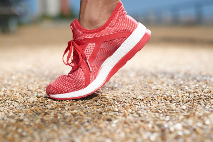 Adidas Pure Boost X Wmns Red5