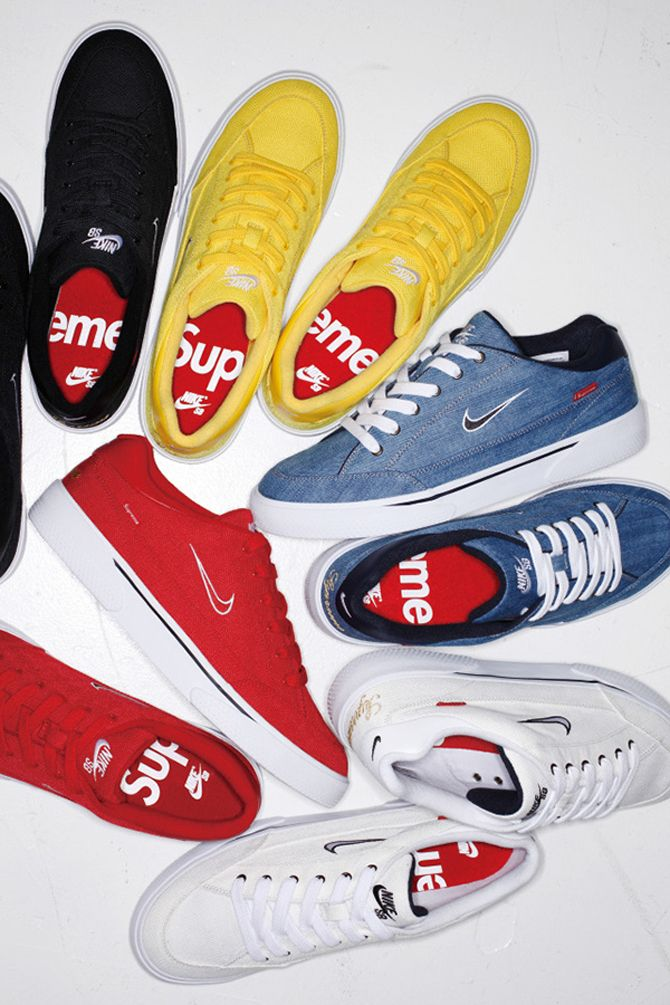 Supreme Nike Sb Gts
